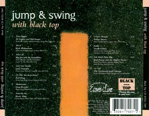 Jump & Swing with Black Top