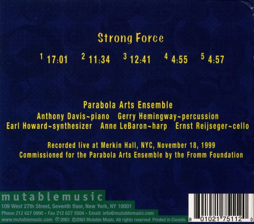 Strong Force