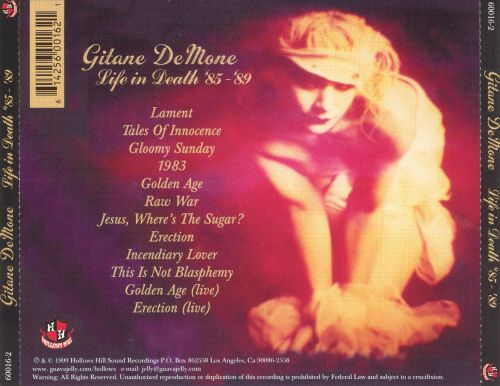 Life in Death 1985-1989