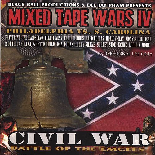 Civil War: Philadelphia vs South Carolina