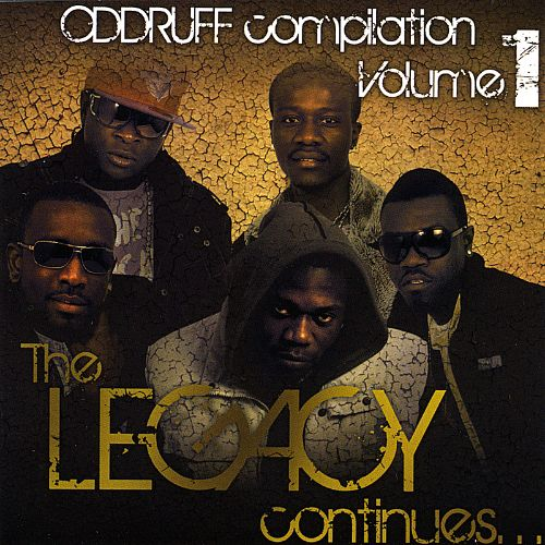 Oddruff Compilation, Vol. 1: The Legacy Continues