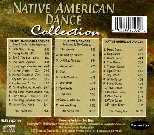 Native American Dance Collection: The Spirit of Soul & Dance