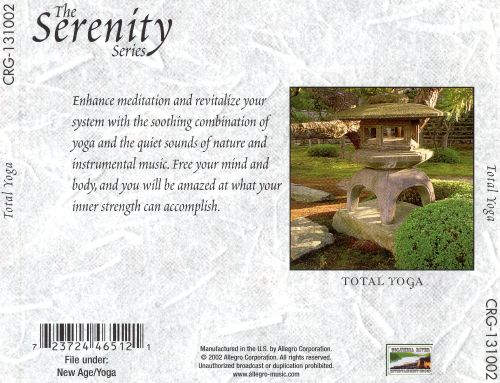 Serenity Series: Total Yoga