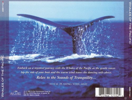 Whales of the Pacific [Sound of Tranquility]