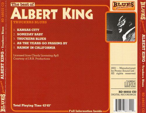 Truckers Blues: The Best of Albert King
