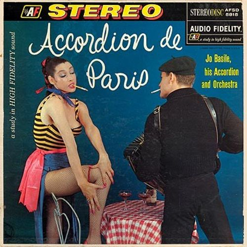 Accordion De Paris