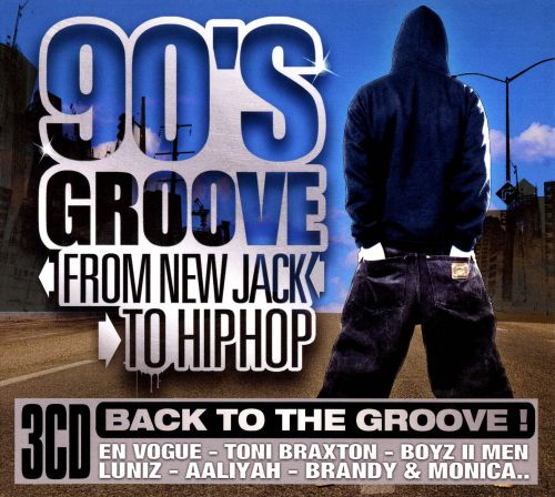 90's Groove: From New Jack to HipHop