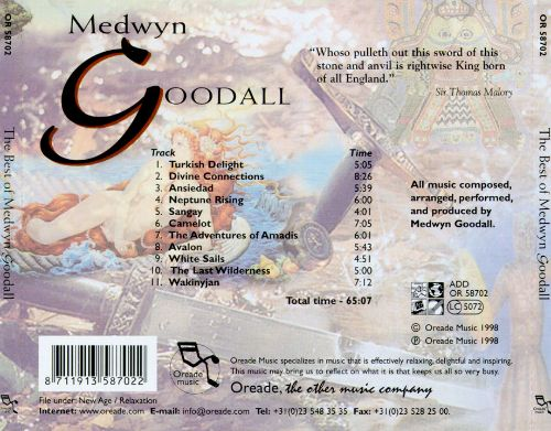 The Best of Medwyn Goodall