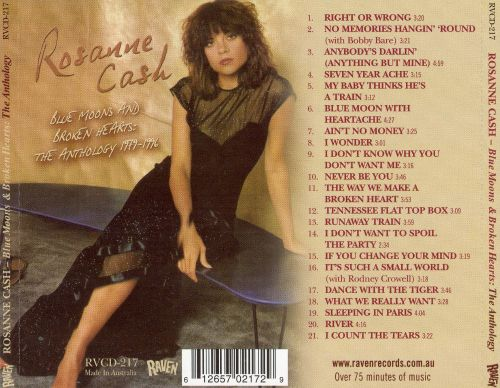 Blue Moons and Broken Hearts: The Anthology 1979-1995