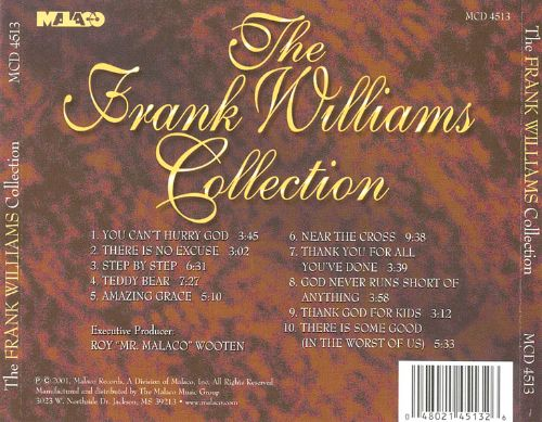 The Frank Williams Collection