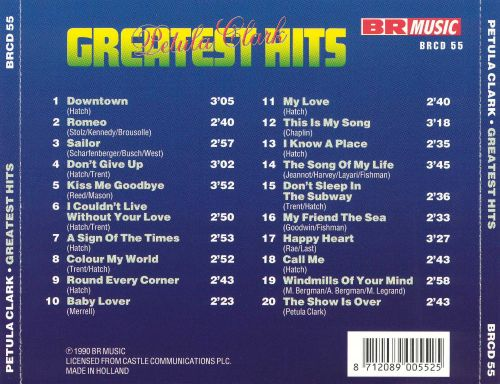 Greatest Hits [BR Music]