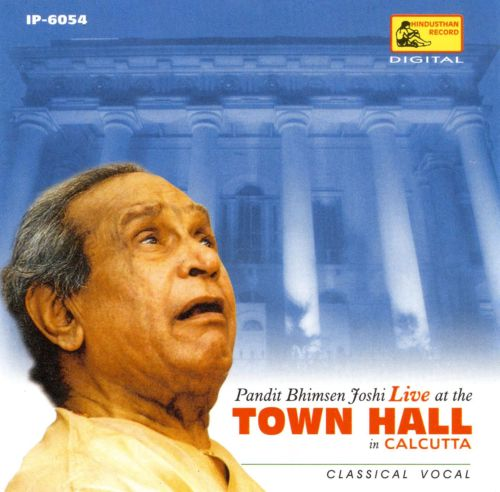 Live at the Town Hall in Calcutta