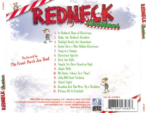 Redneck Christmas - Front Porch Jam Band | Songs, Reviews, Credits ...