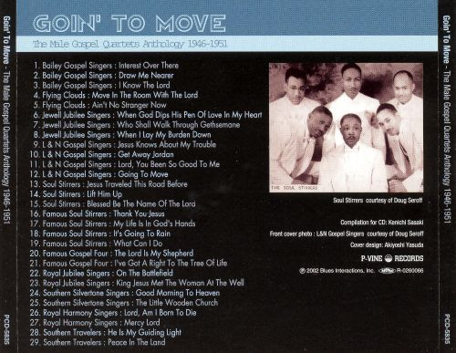 Goin' to Move