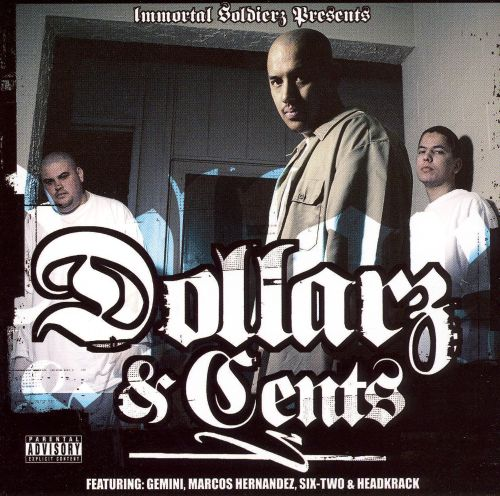 Dollarz and Cents [Regular & Screwed]