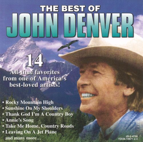 Image result for john denver albums