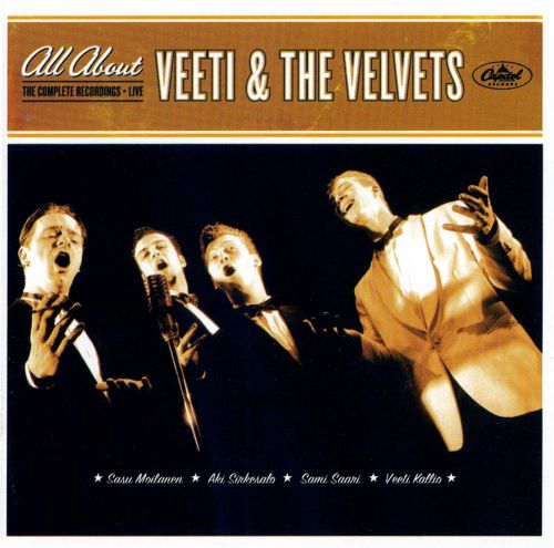 All About Veeti & the Velvets