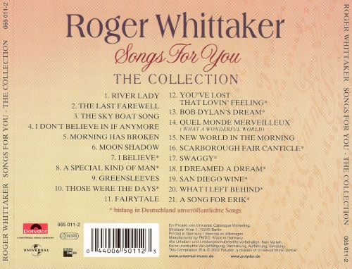 Songs for You: The Collection