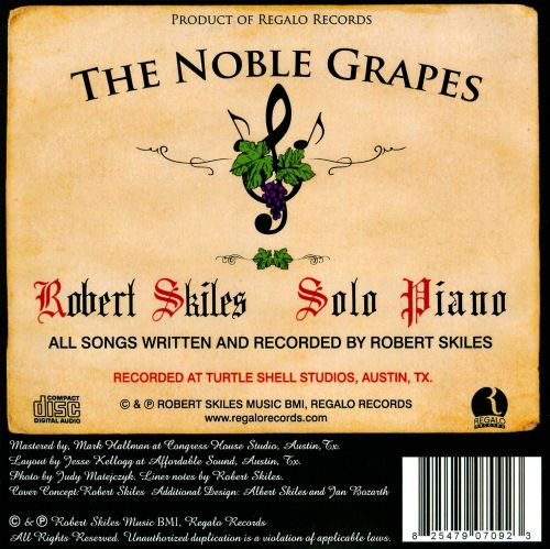 The Noble Grapes