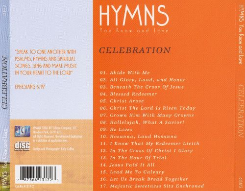 Hymns You Know and Love: Celebration