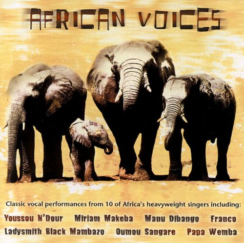 African Voices [Manteca 2000]