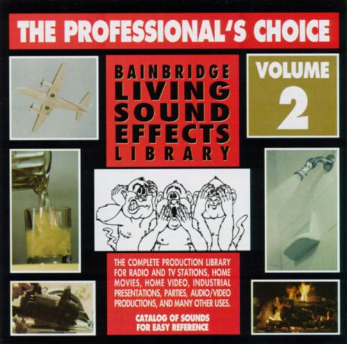 Living Sound Effects, Vol. 2