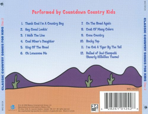 Classic Country Songs for Kids [Disc 2]