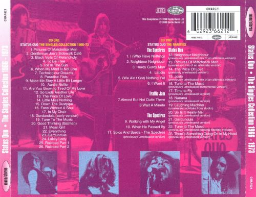 The Singles Collection 1966-1973