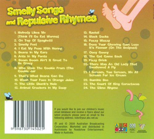 Smelly Songs and Repulsive Rhymes