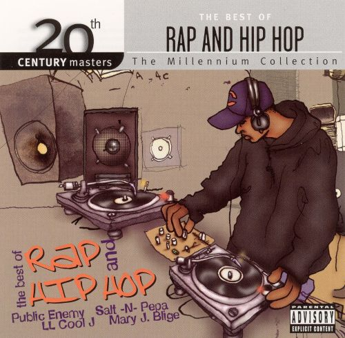 20th Century Masters - The Millennium Collection: Rap & Hip Hop
