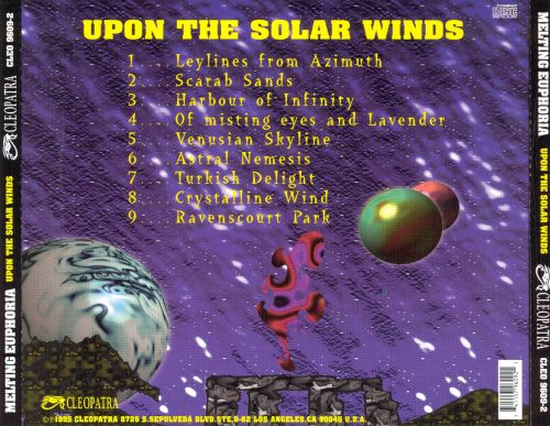 Upon the Solar Winds