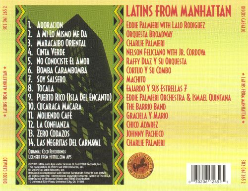 Latins from Manhattan
