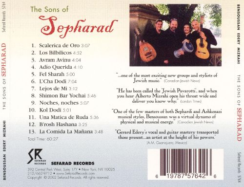 The Sons of Sepharad