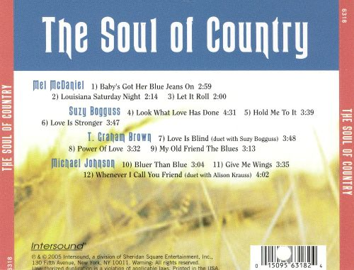 The Soul of Country