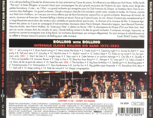 Rolling with Bolling 1973-1983