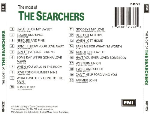 The Most of the Searchers