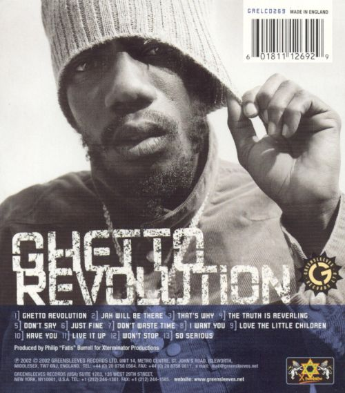 Ghetto Revolution