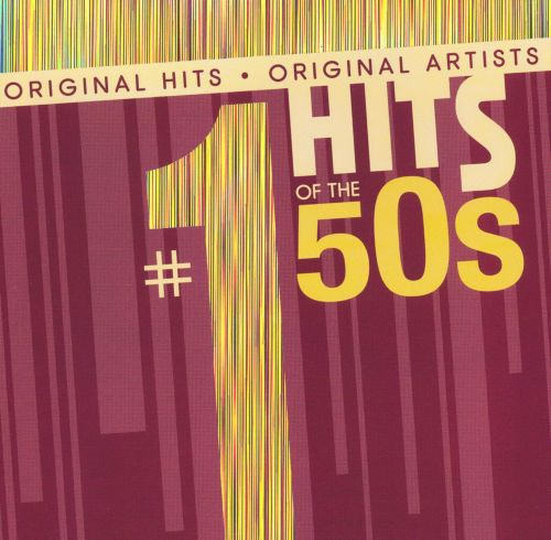 #1 Hits of the 50s [Madacy]