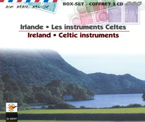 Air Mail Music: Ireland - Celtic Instruments