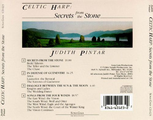 Celtic Harp: Secrets From the Stone