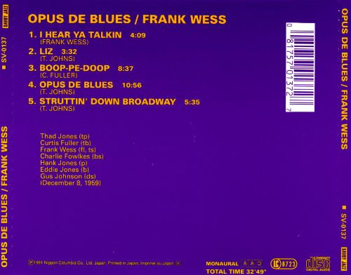 Opus de Blues