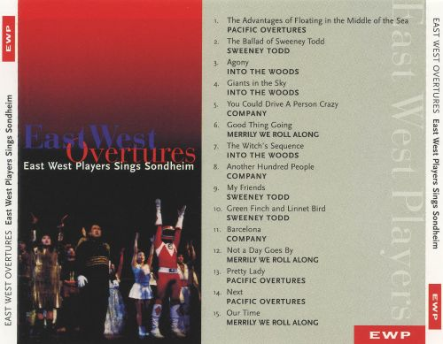 East West Overtures