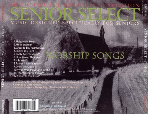 Senior Select: Worship Songs