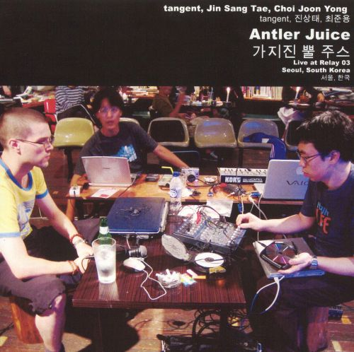 Antler Juice: Live at Replay 03, Seoul, South Korea