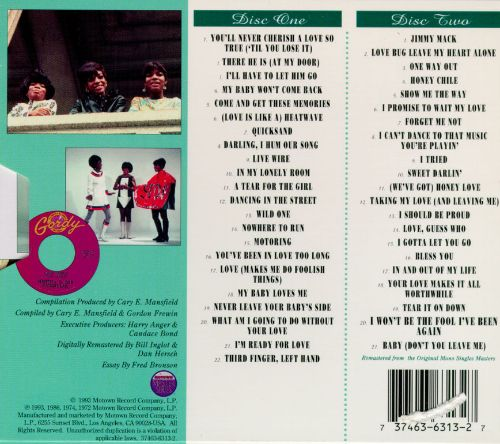 Live Wire! The Singles 1962-1972