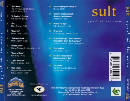 Sult: Spirit of the Music