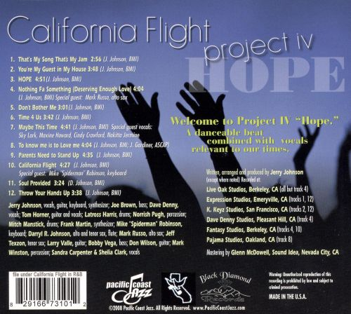 Project IV: Hope