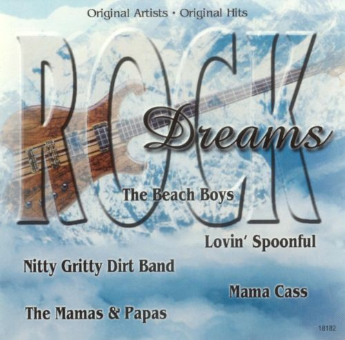 Rock Dreams, Vol. 1 [Platinum Disc]