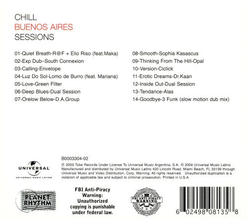 Chill Buenos Aires Sessions