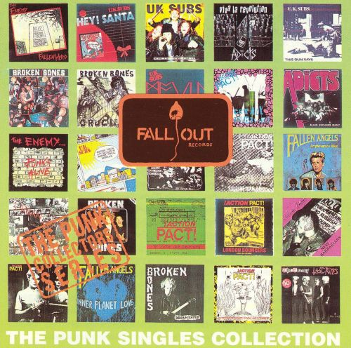 Fallout Records: Punk Single's Collection